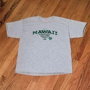 Hawaii Rainbow Warriors Tee Shirt